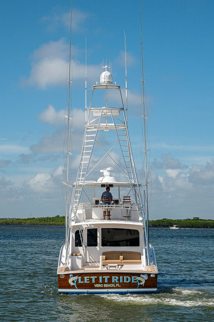 2006 Viking 68' Sportfisherman Let It Ride | Picture 2 of 87