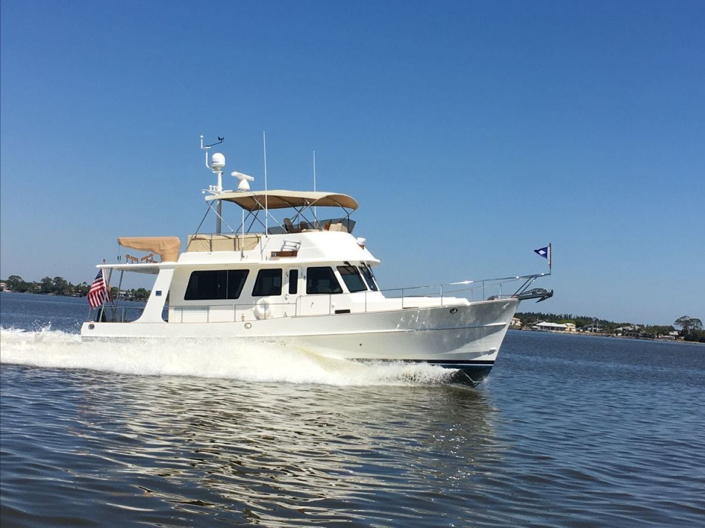 2014 Grand Banks 43' 43 Heritage Europa Grand Finale | Picture 1 of 1