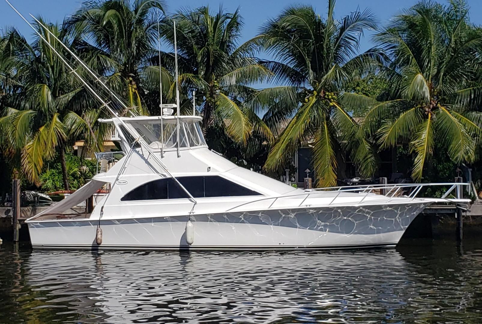 48' Ocean Yachts 1998 48 Super Sport Hookman