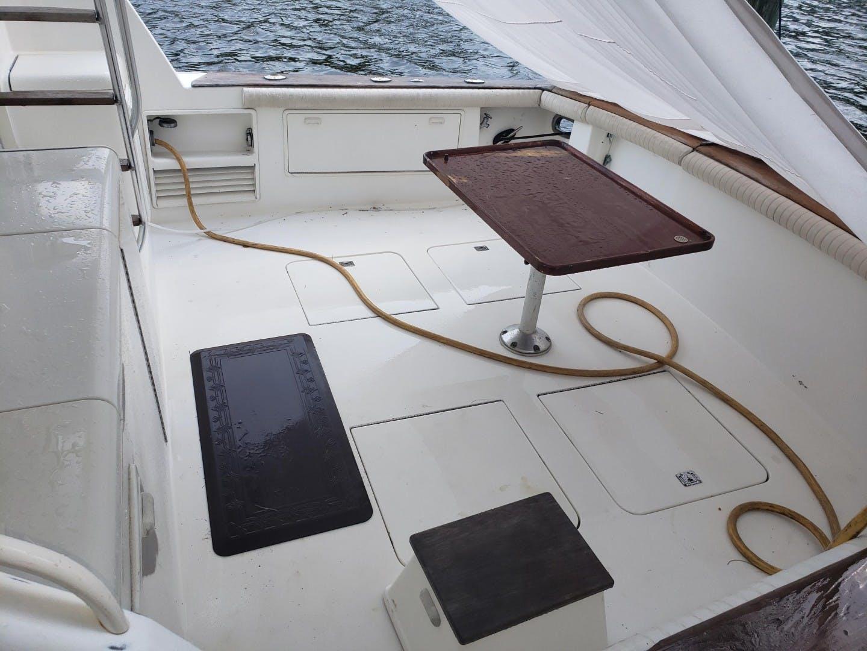1998 Ocean Yachts 48' 48 Super Sport Hookman | Picture 6 of 24