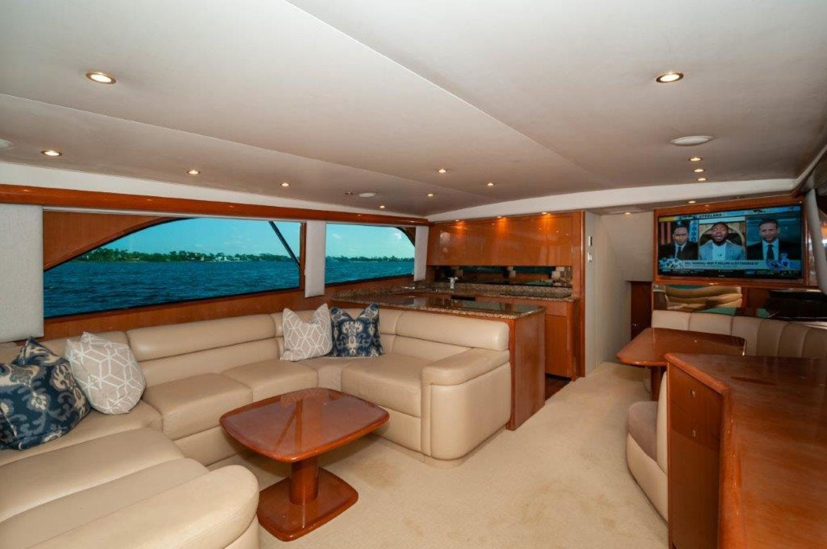 2004 Viking 61' 61 Convertible Second Wind | Picture 5 of 58