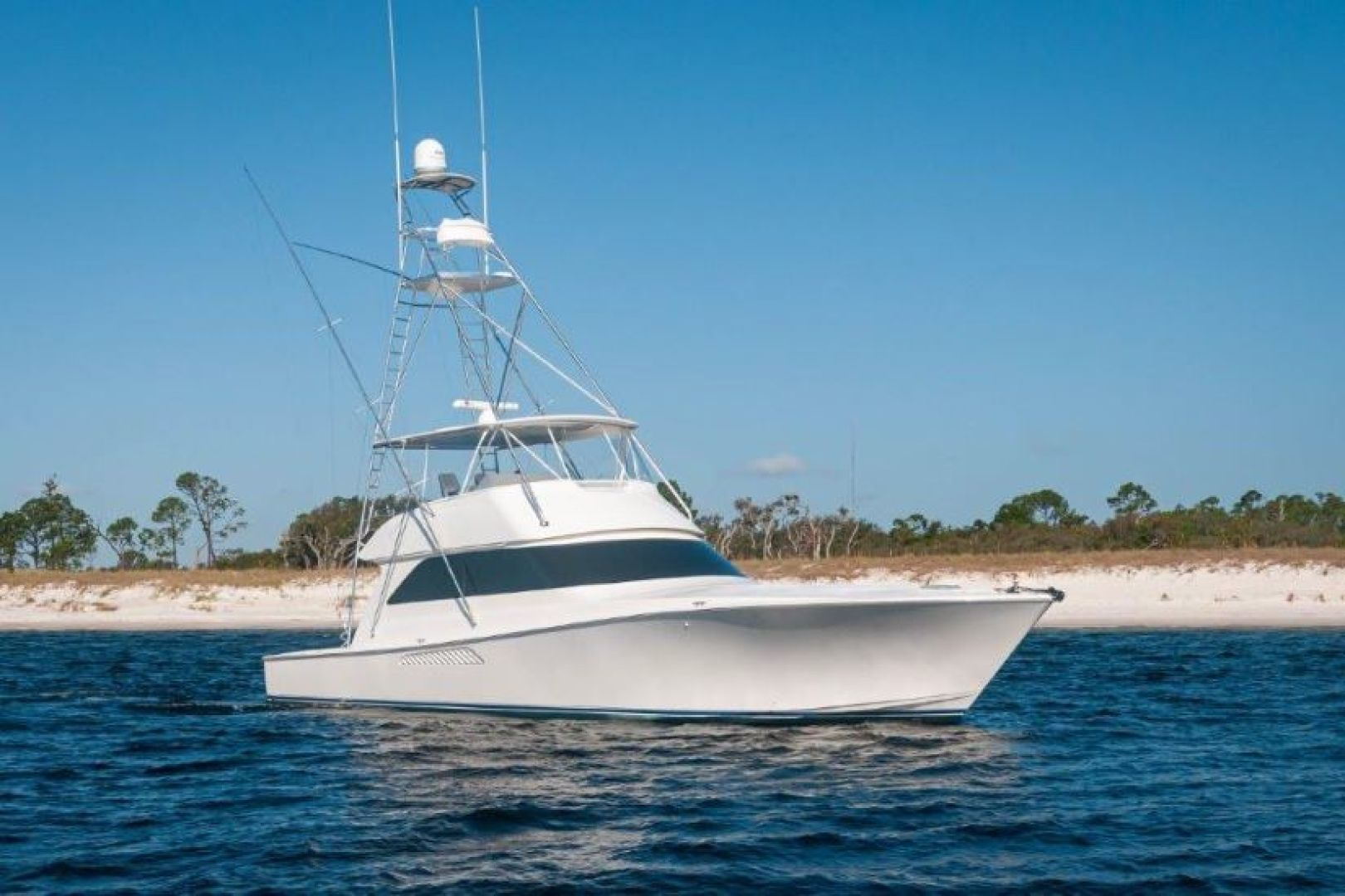 """2004 Viking 61' 61 Convertible """"Second Wind"""""""