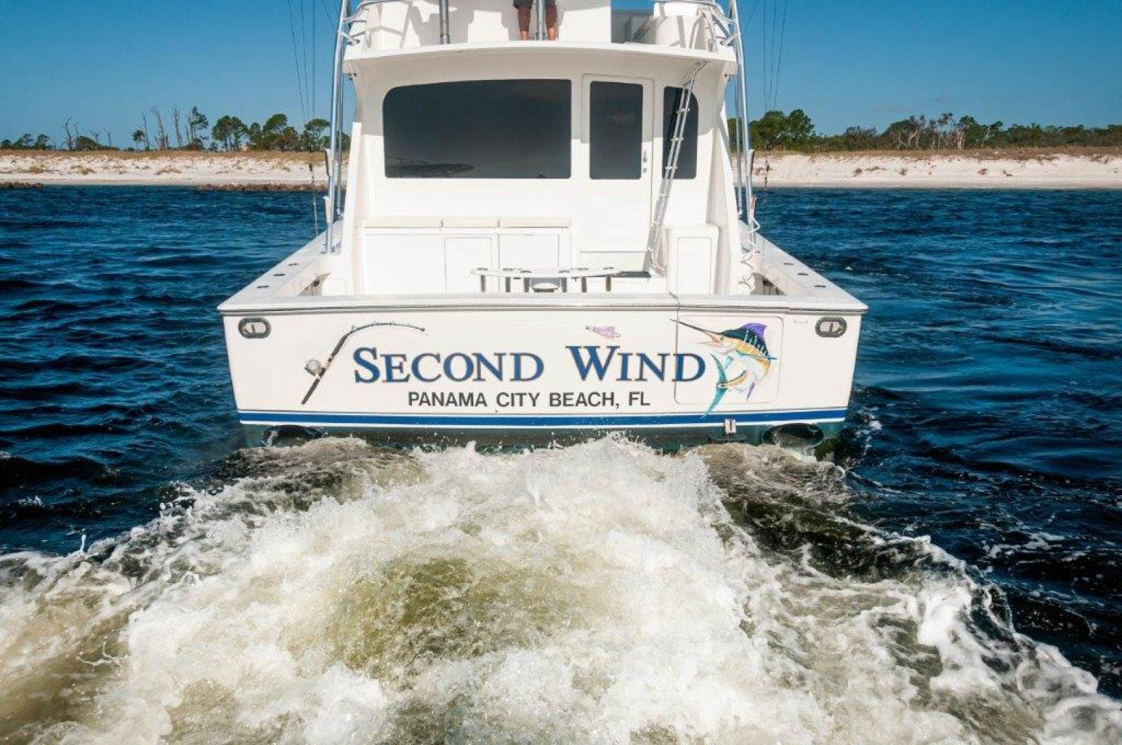 2004 Viking 61' 61 Convertible Second Wind | Picture 2 of 58