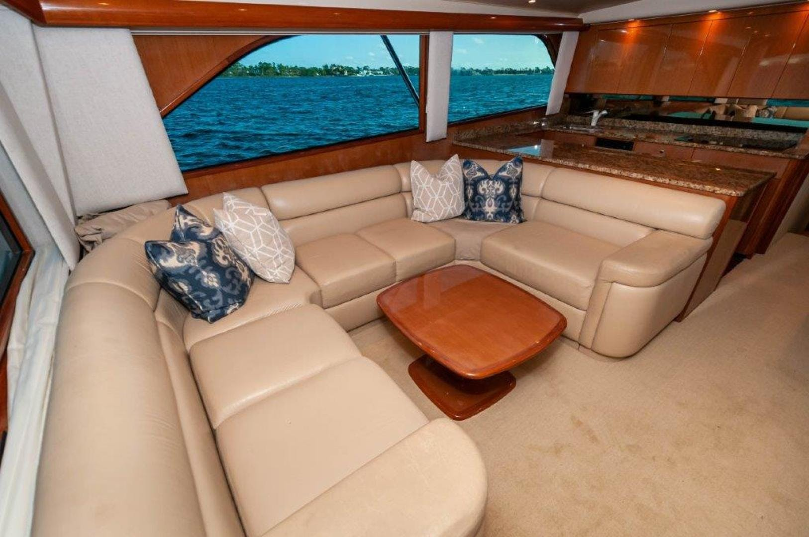 2004 Viking 61' 61 Convertible Second Wind | Picture 7 of 58