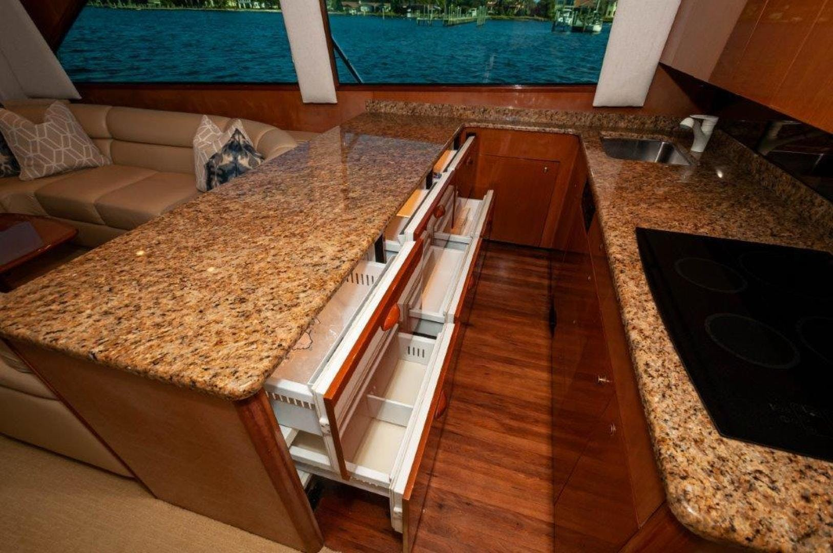 2004 Viking 61' 61 Convertible Second Wind | Picture 4 of 58