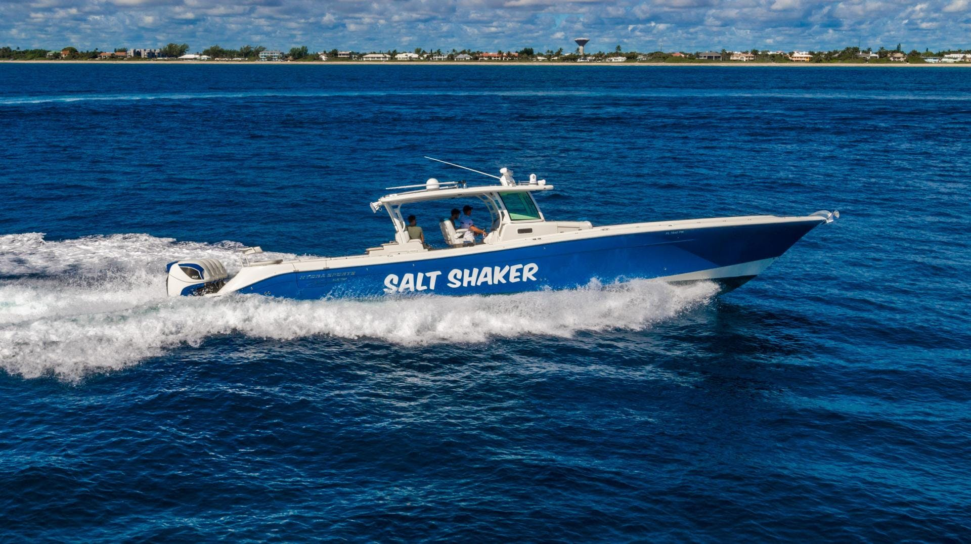 2016 HCB 53' Suenos Salt Shaker | Picture 8 of 66