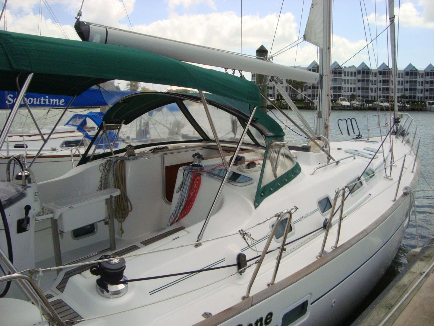 2004 Beneteau 42' 423 PRECIOUS TIME | Picture 2 of 31