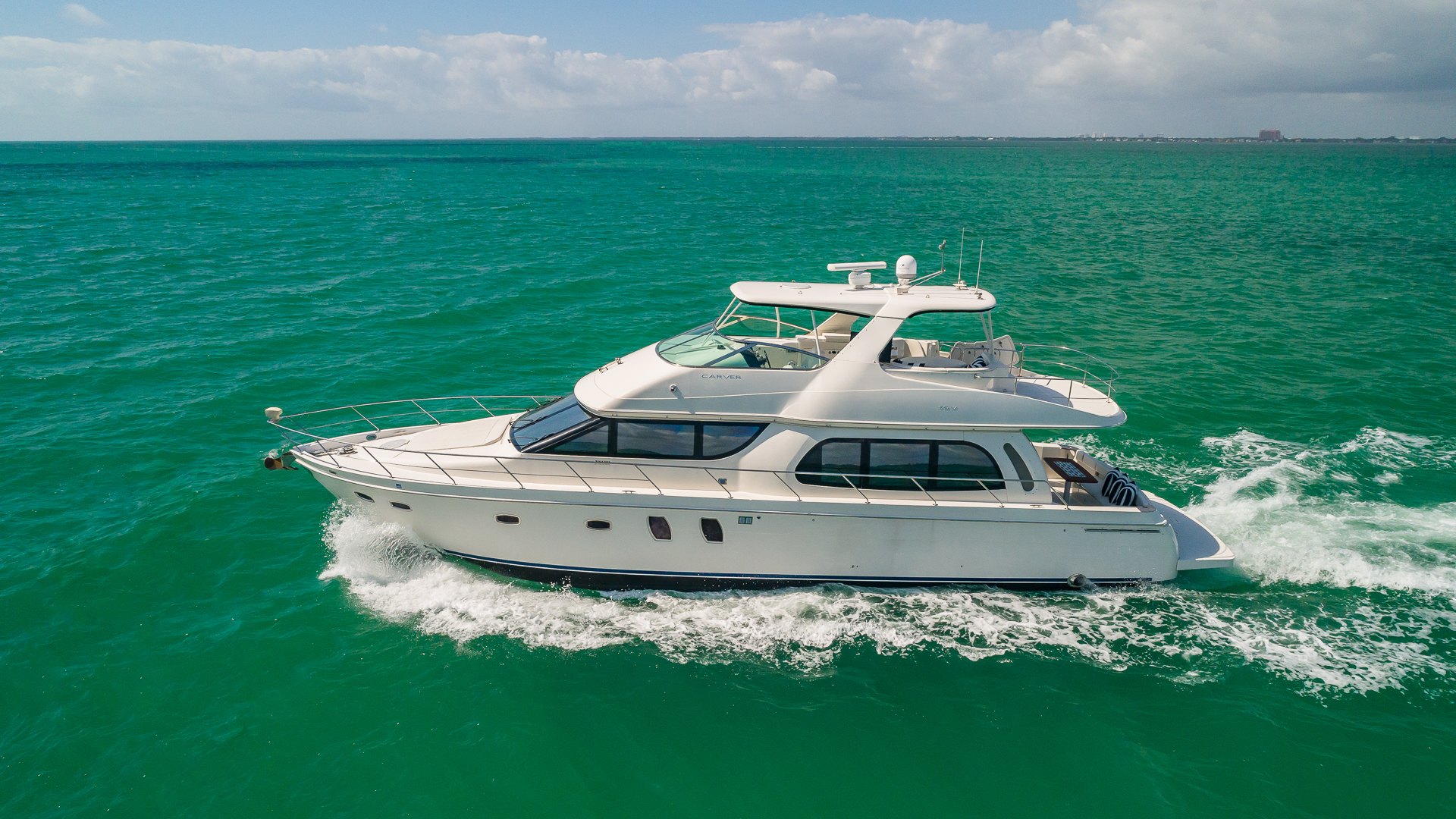 56' Carver 2007 Cantius Thirsty