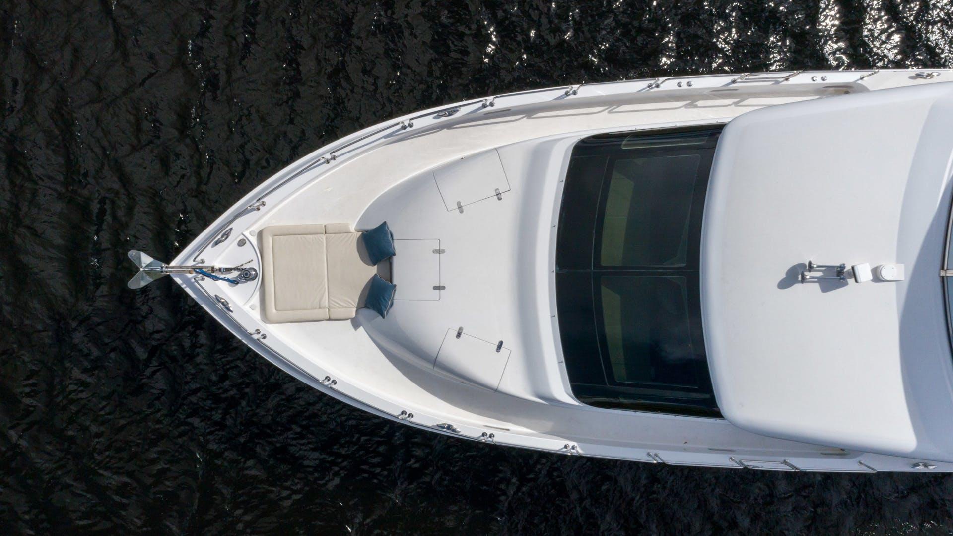 2012 Hatteras 80' 80 Motor Yacht Khaleesi | Picture 2 of 31