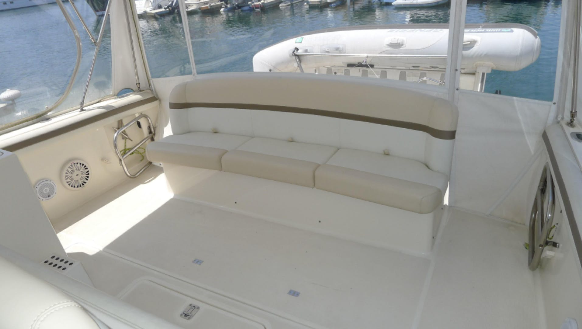 1997 Tiara Yachts 35' 3500 Express Island Time | Picture 6 of 24
