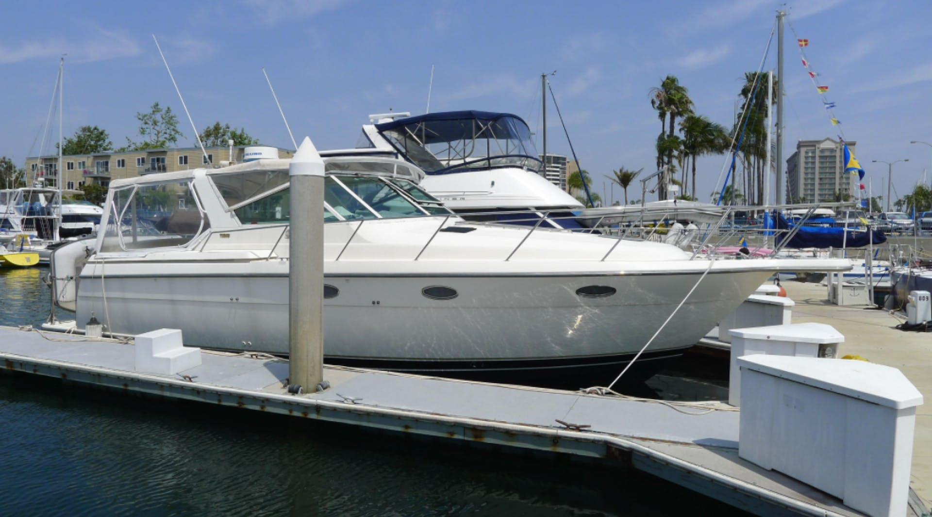 1997 Tiara Yachts 35' 3500 Express Island Time | Picture 4 of 24