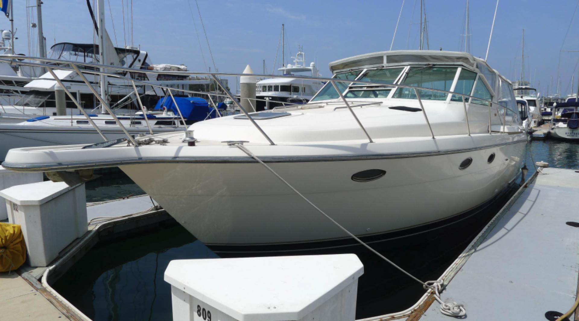 "1997 Tiara Yachts 35' 3500 Express ""Island Time"""