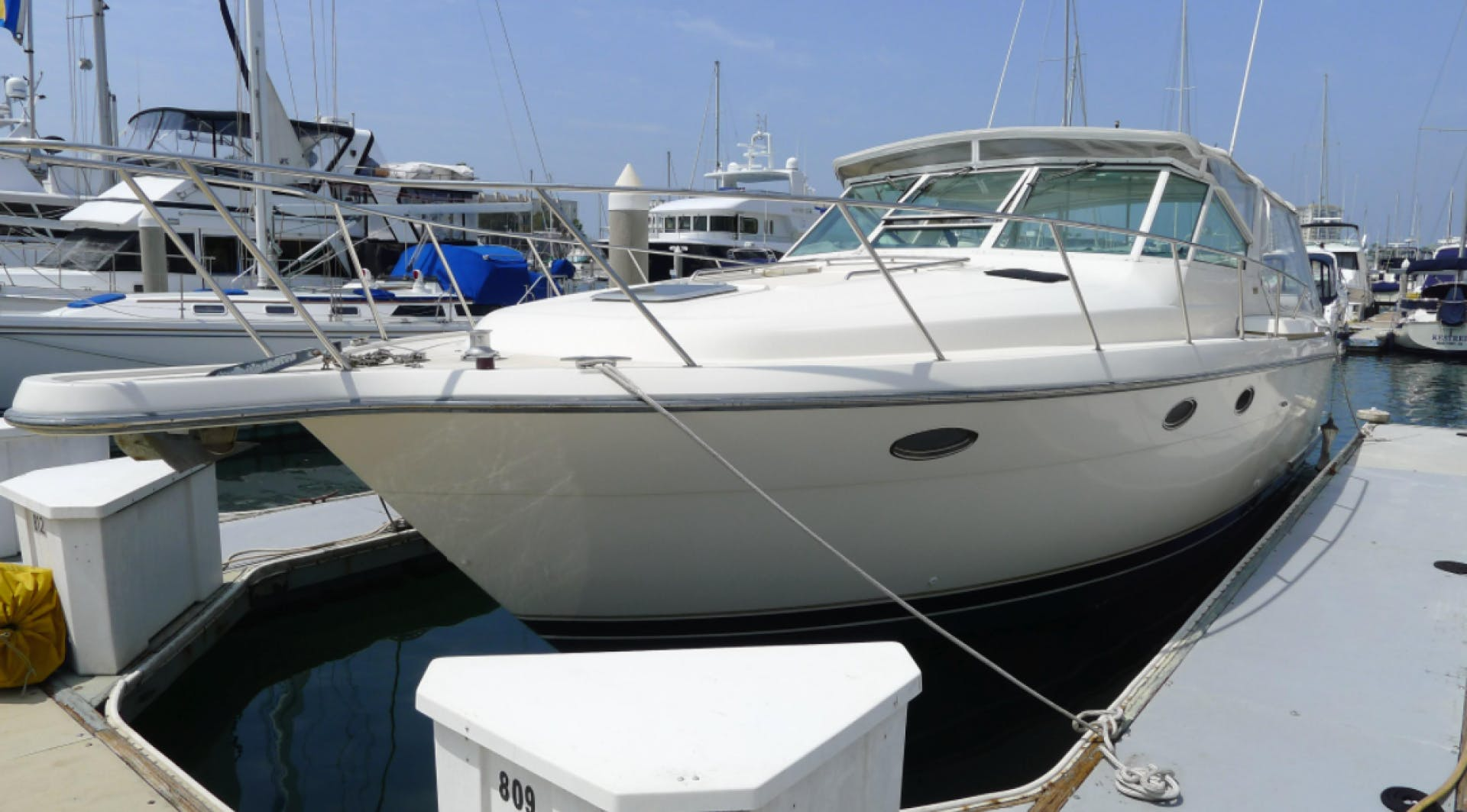 1997 Tiara Yachts 35' 3500 Express Island Time | Picture 1 of 24