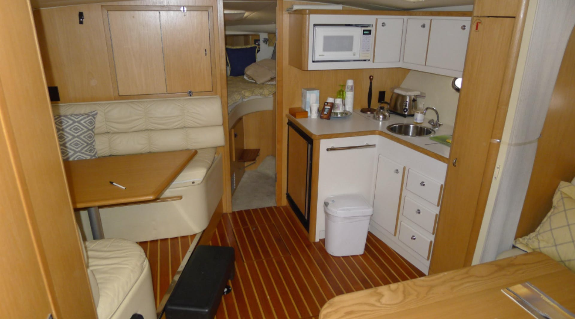 1997 Tiara Yachts 35' 3500 Express Island Time   Picture 2 of 24