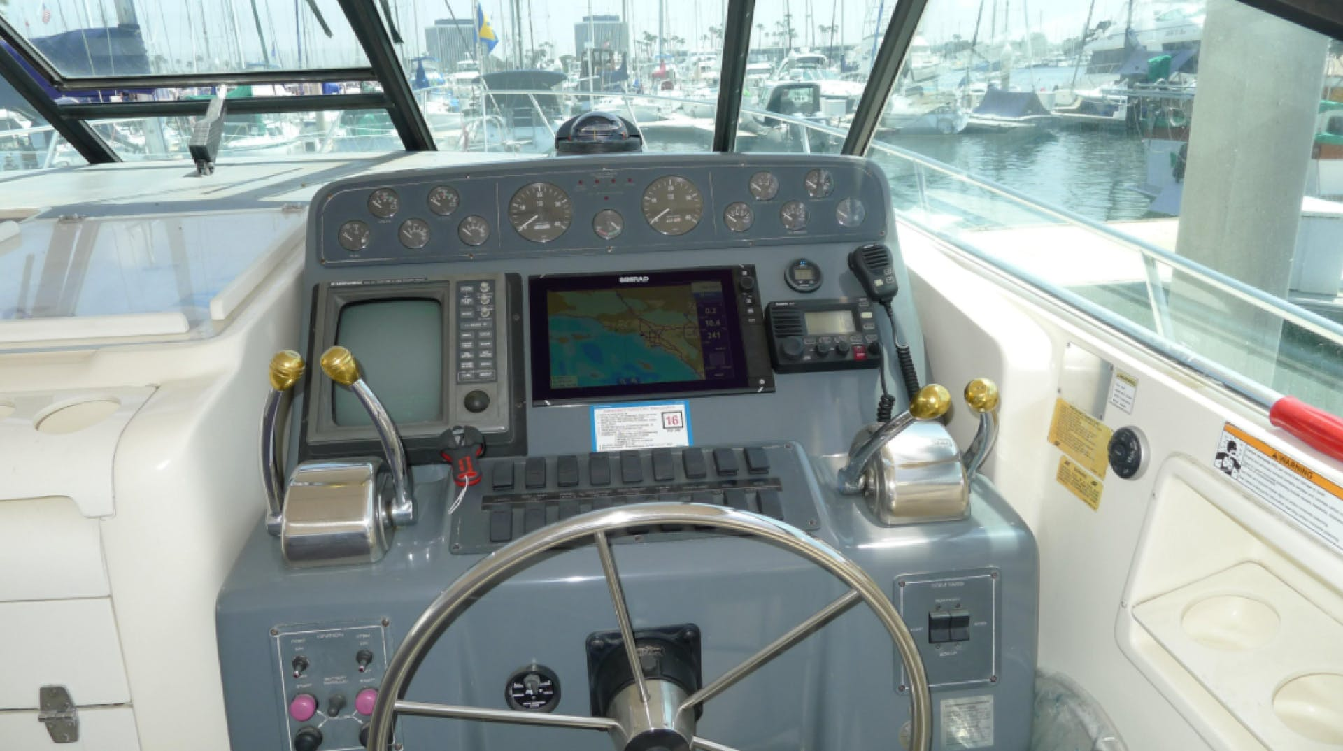 1997 Tiara Yachts 35' 3500 Express Island Time   Picture 3 of 24