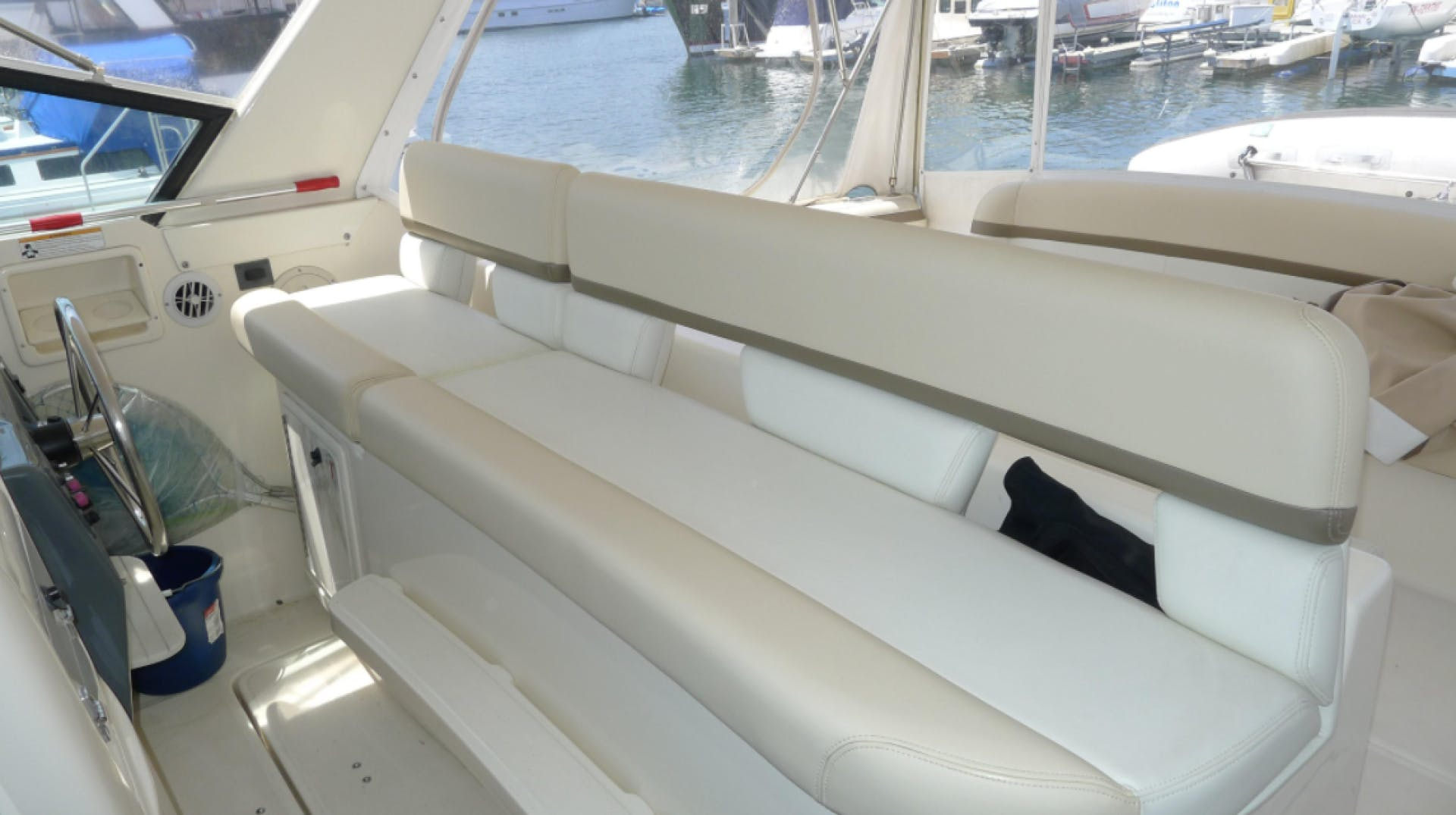 1997 Tiara Yachts 35' 3500 Express Island Time | Picture 8 of 24