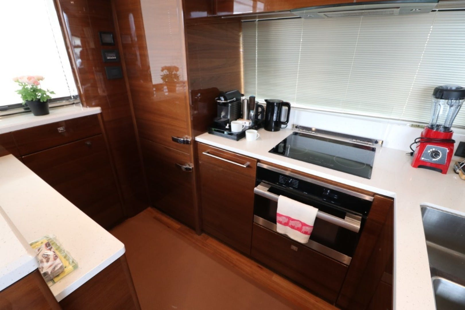 2017 Princess 69' 68 Viking  True North | Picture 6 of 63