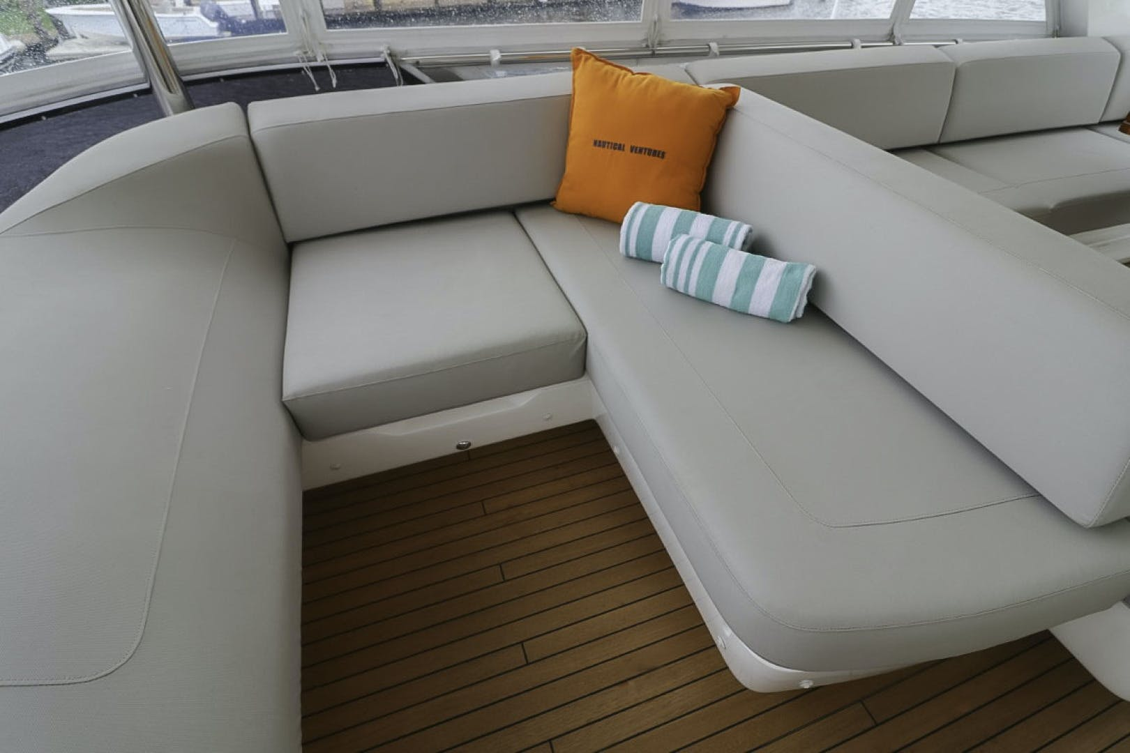 2017 Princess 69' 68 Viking  True North | Picture 4 of 63