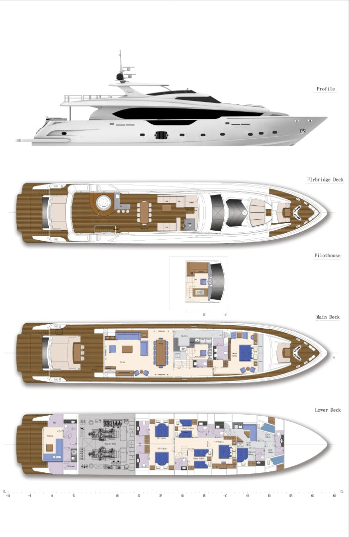 2022 Heysea 112' Asteria 112 ASTERIA | Picture 6 of 23