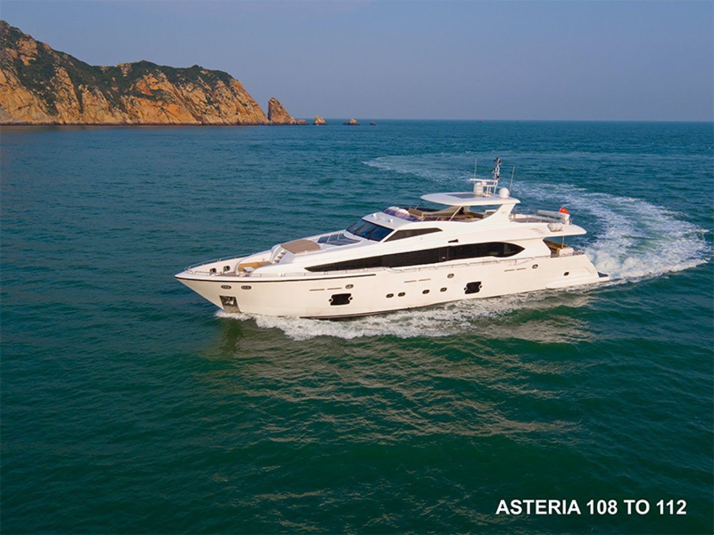 2022 Heysea 112' Asteria 112 ASTERIA | Picture 8 of 23