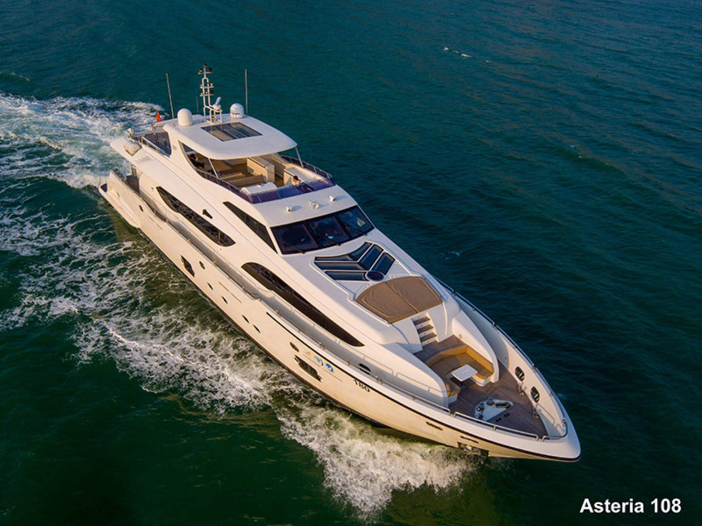 2022 Heysea 112' Asteria 112 ASTERIA | Picture 1 of 23