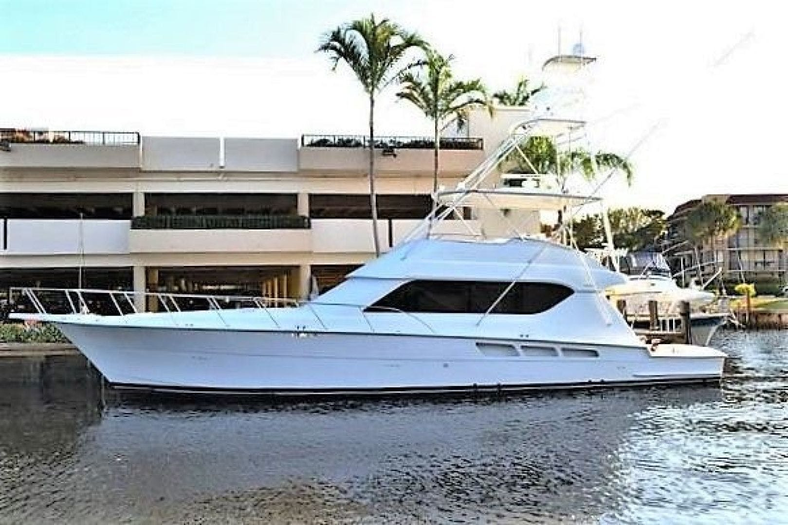 2001 Hatteras 65'  RENEGADE | Picture 1 of 4
