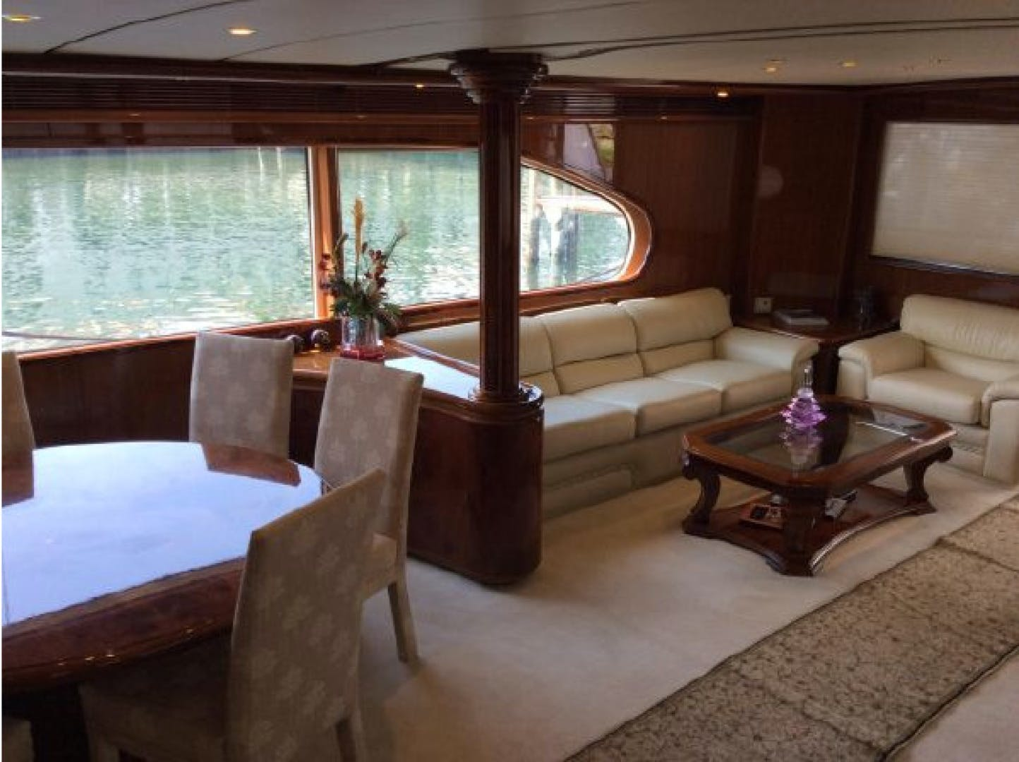 1990 Tarrab 91' Tri Deck Motor yacht  | Picture 4 of 11
