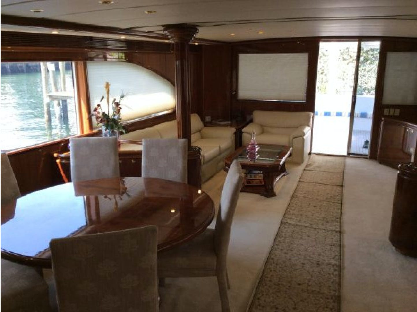 1990 Tarrab 91' Tri Deck Motor yacht  | Picture 3 of 11