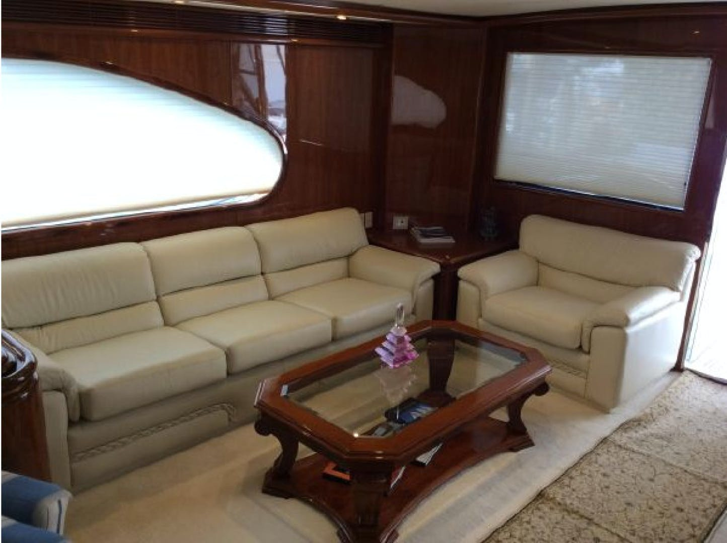 1990 Tarrab 91' Tri Deck Motor yacht  | Picture 2 of 11