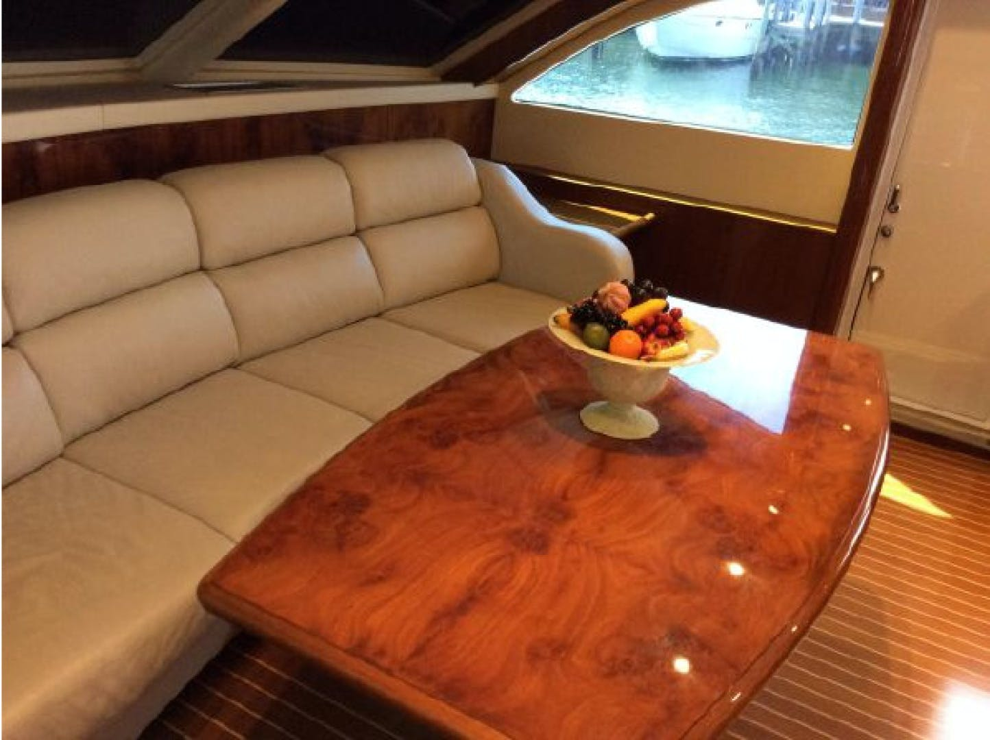 1990 Tarrab 91' Tri Deck Motor yacht  | Picture 7 of 11