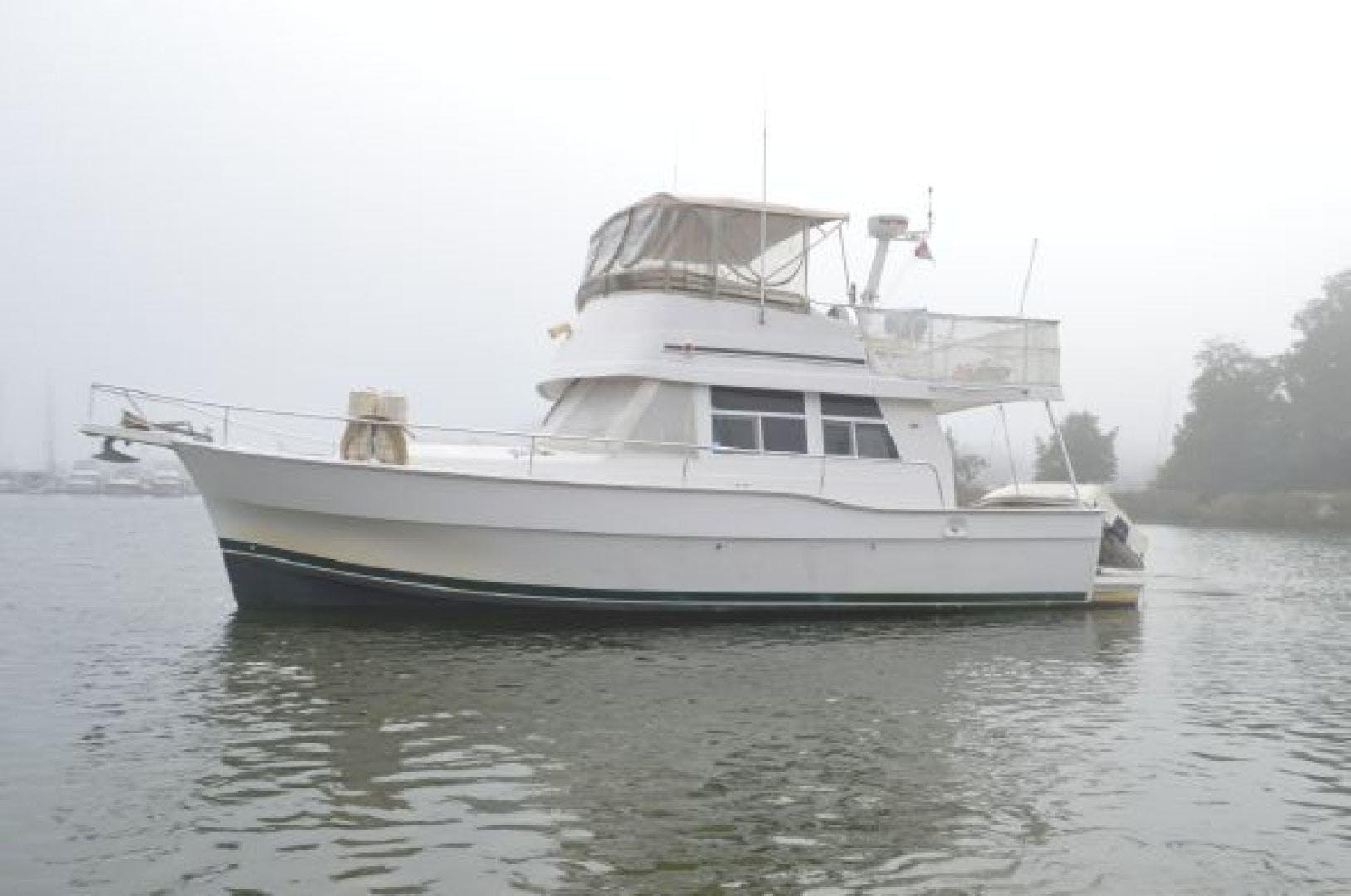 2000 Mainship 39' 390 Irish Mist | Picture 1 of 67