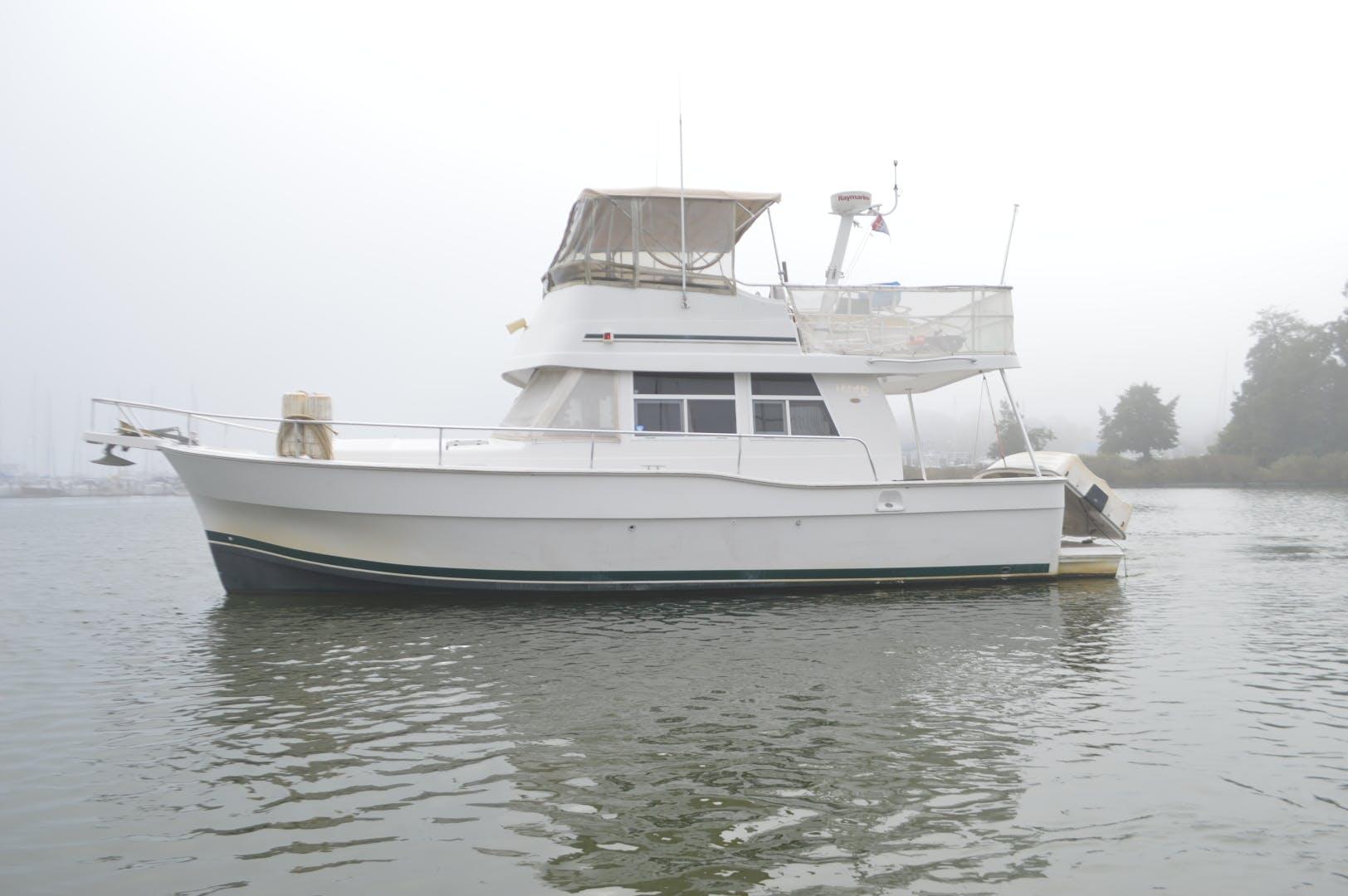 2000 Mainship 39' 390 Irish Mist | Picture 6 of 67