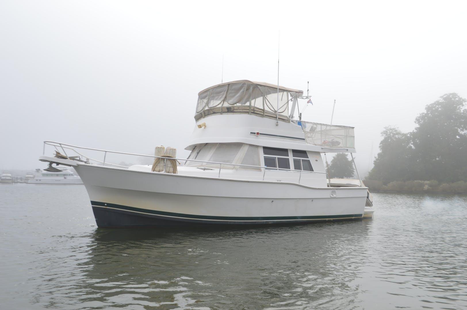 2000 Mainship 39' 390 Irish Mist | Picture 5 of 67