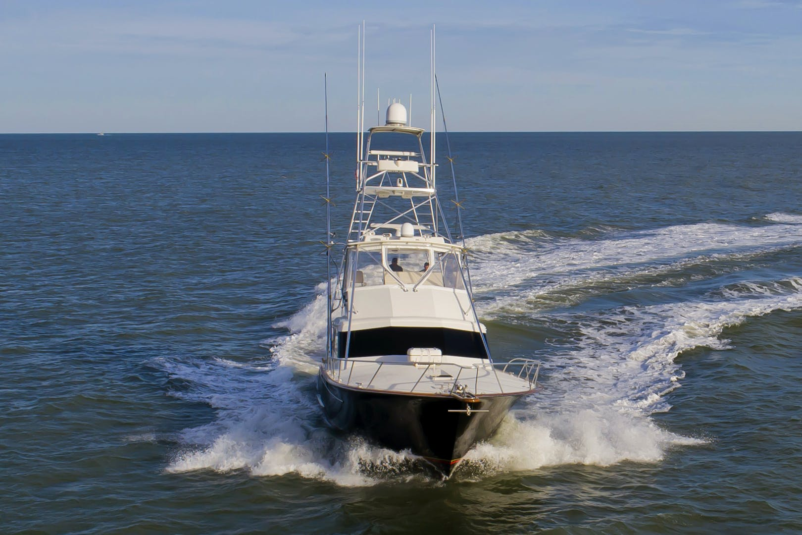 2001 Buddy Davis 61' 61 Convertible Black Tip | Picture 5 of 55