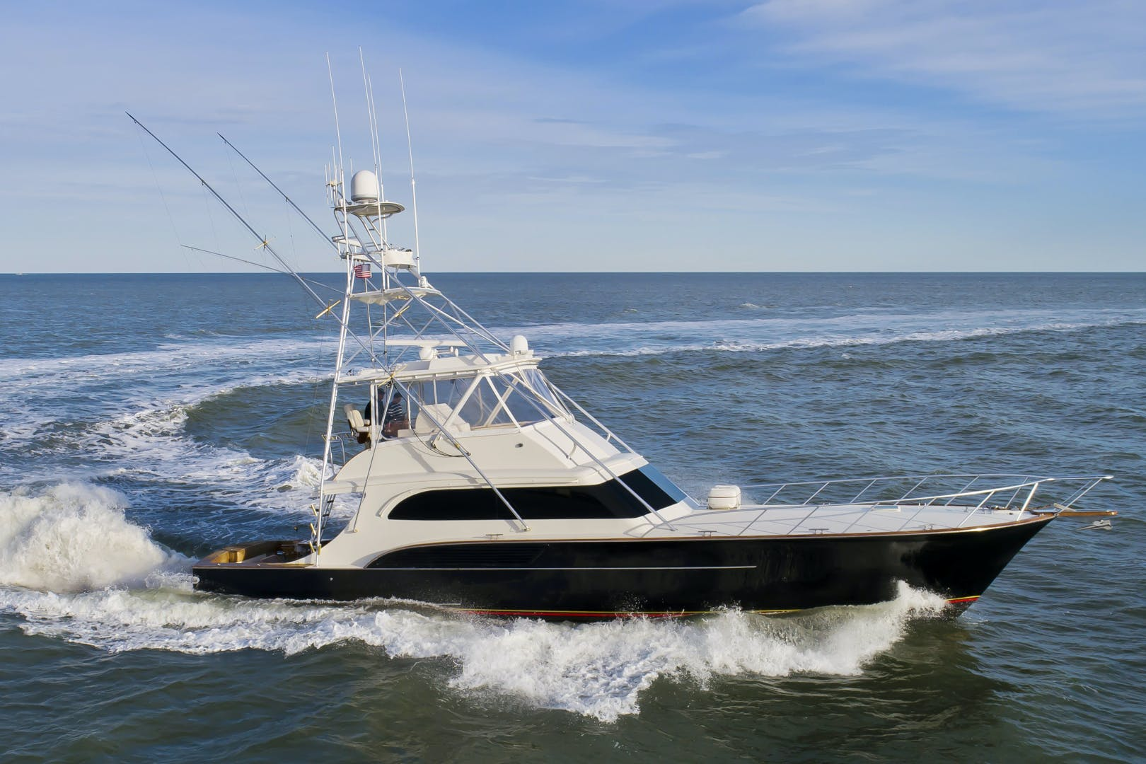 2001 Buddy Davis 61' 61 Convertible Black Tip | Picture 6 of 55