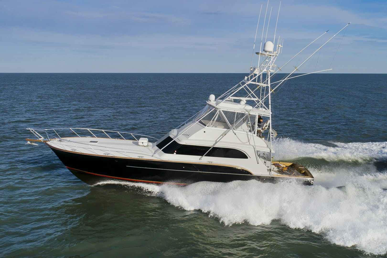 2001 Buddy Davis 61' 61 Convertible Black Tip | Picture 3 of 55