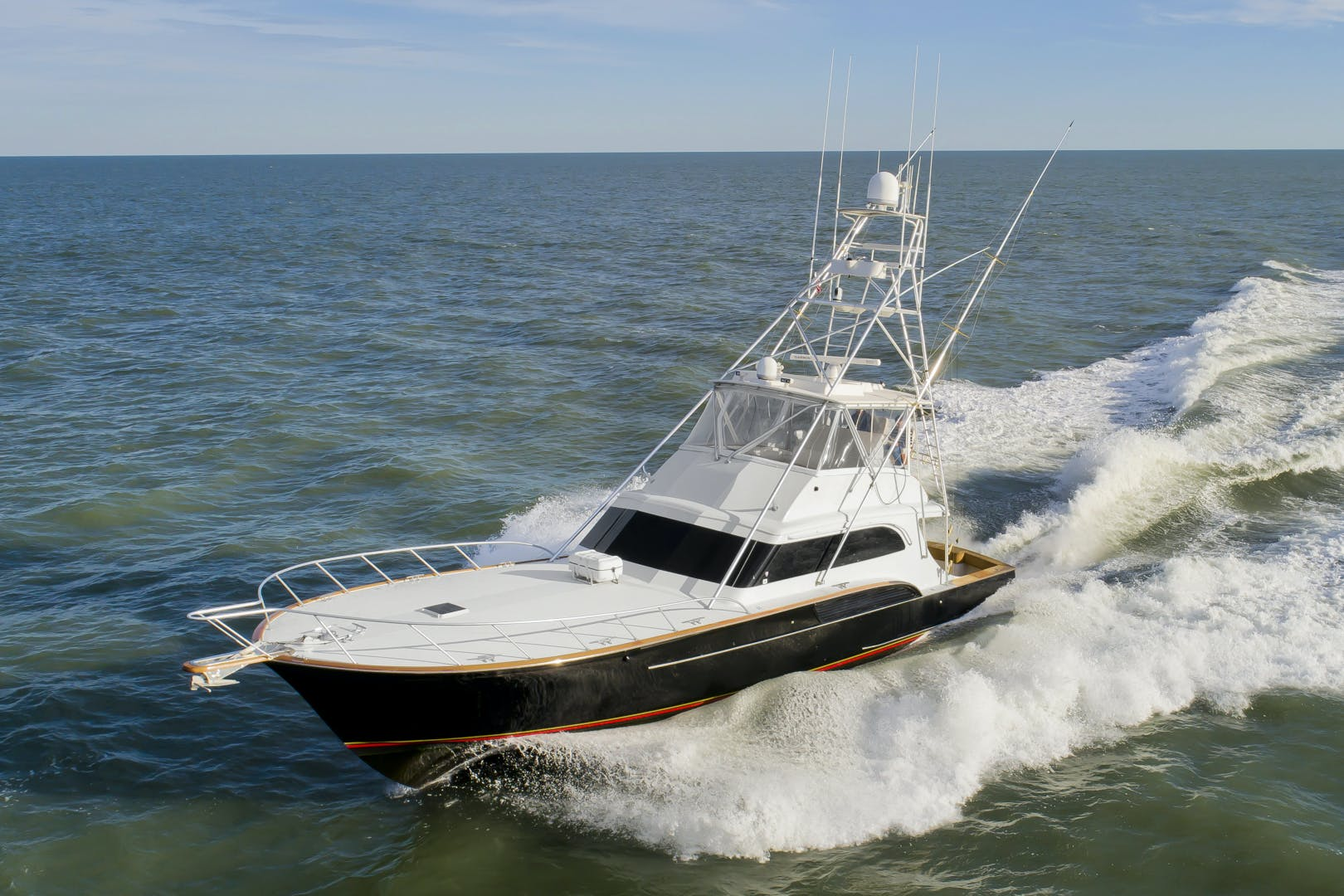 2001 Buddy Davis 61' 61 Convertible Black Tip | Picture 2 of 55