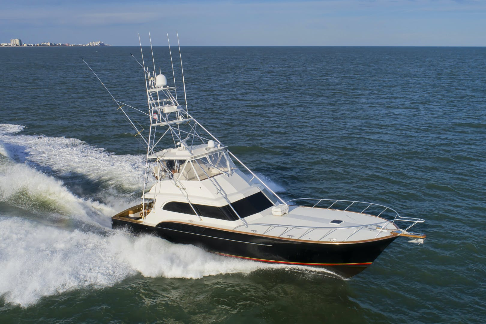 2001 Buddy Davis 61' 61 Convertible Black Tip | Picture 4 of 55