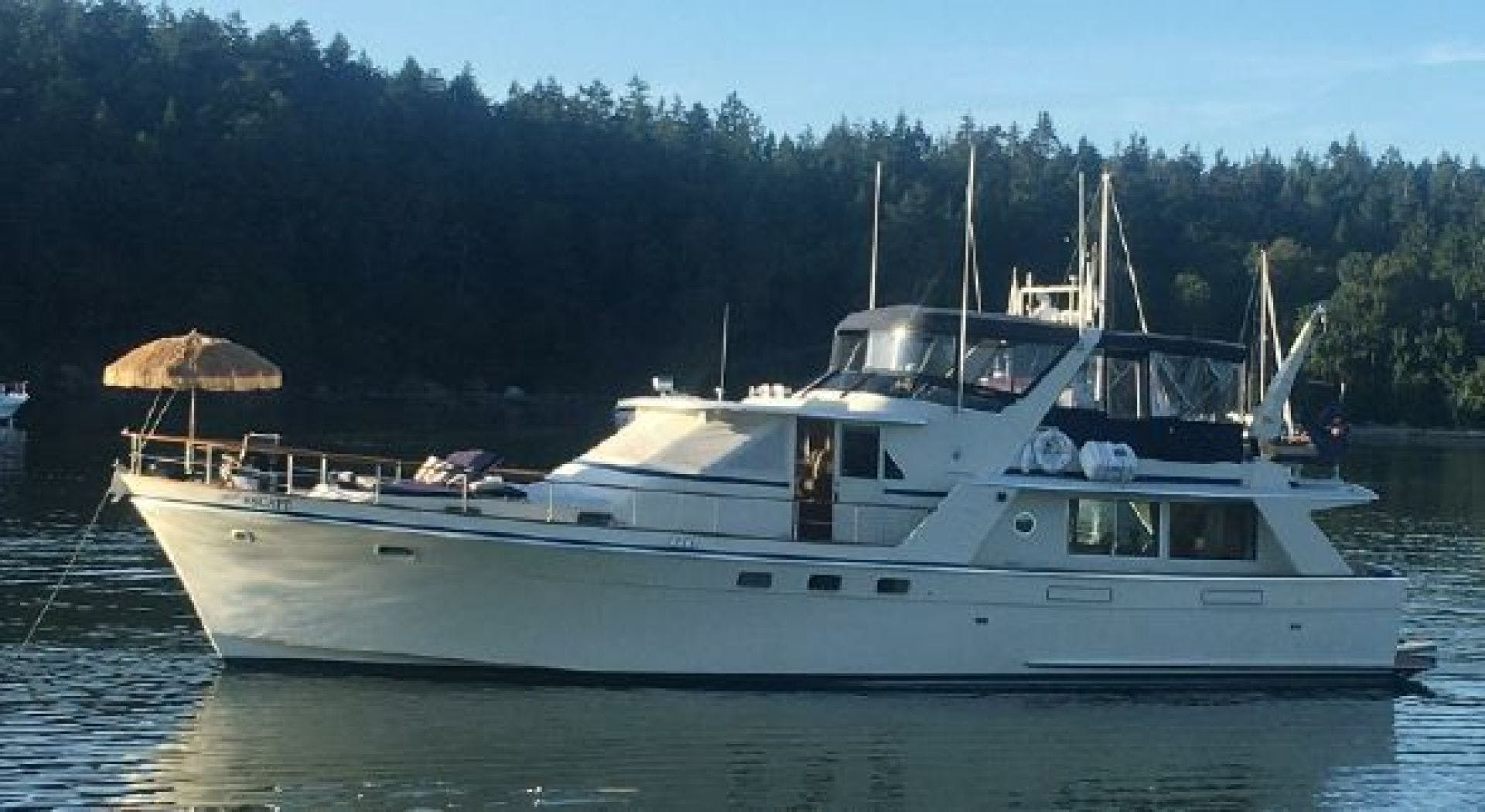 1983 Tollycraft 61' 61 Motor Yacht The Great Escape | Picture 2 of 31