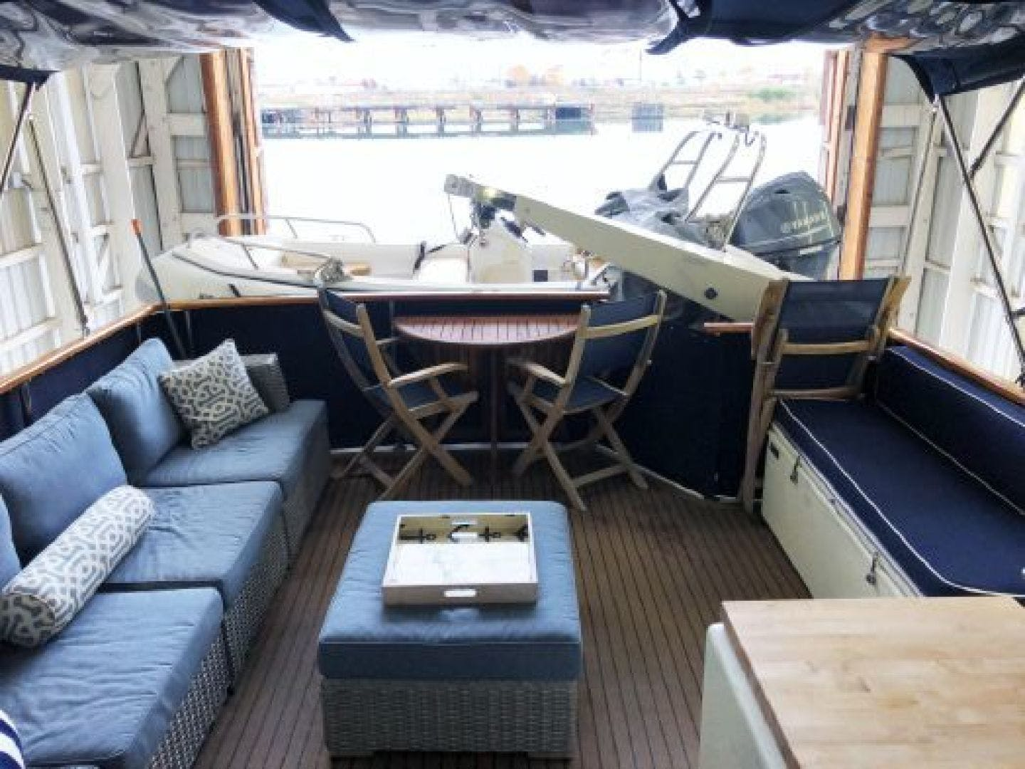 1983 Tollycraft 61' 61 Motor Yacht The Great Escape | Picture 5 of 31
