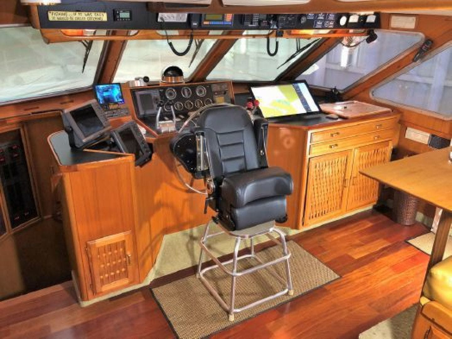 1983 Tollycraft 61' 61 Motor Yacht The Great Escape | Picture 1 of 31