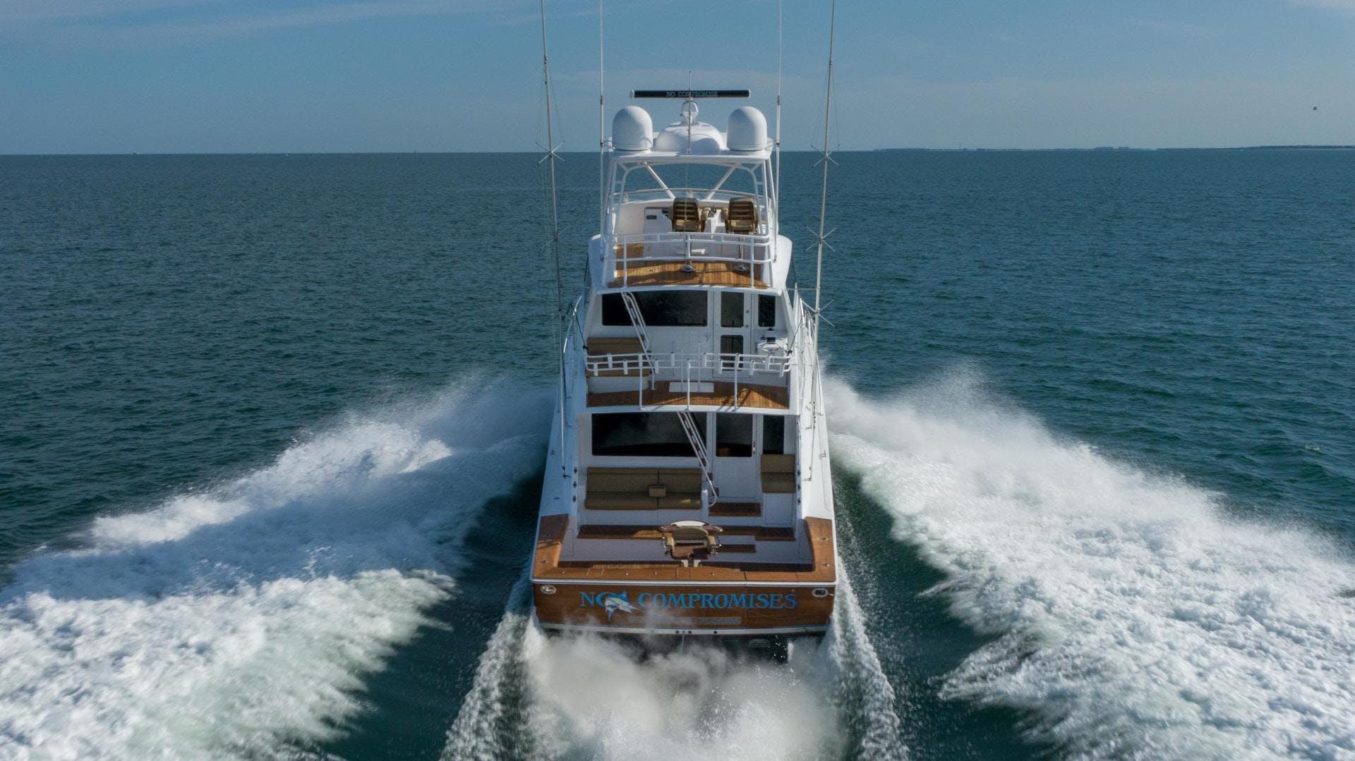 2003 Viking 61'  NO COMPROMISES | Picture 6 of 112