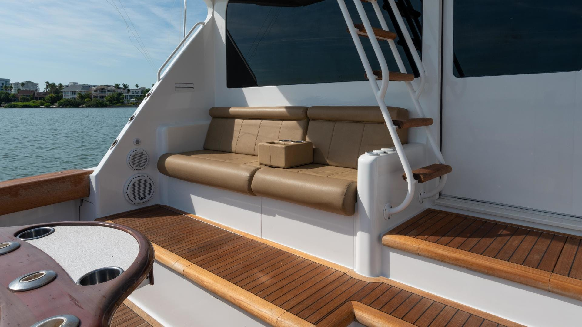 2003 Viking 61'  NO COMPROMISES | Picture 3 of 112