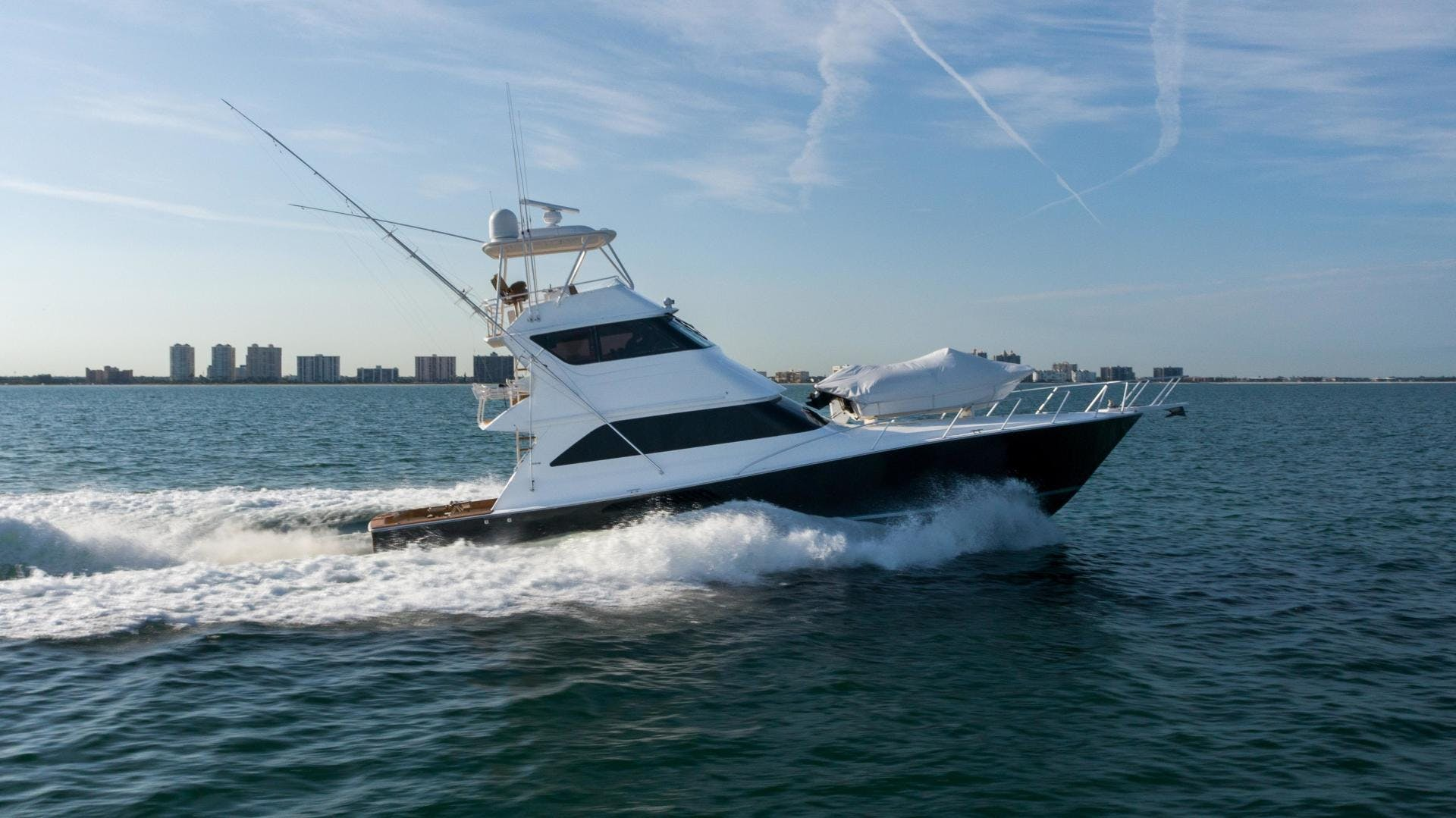 2003 Viking 61'  NO COMPROMISES | Picture 5 of 112