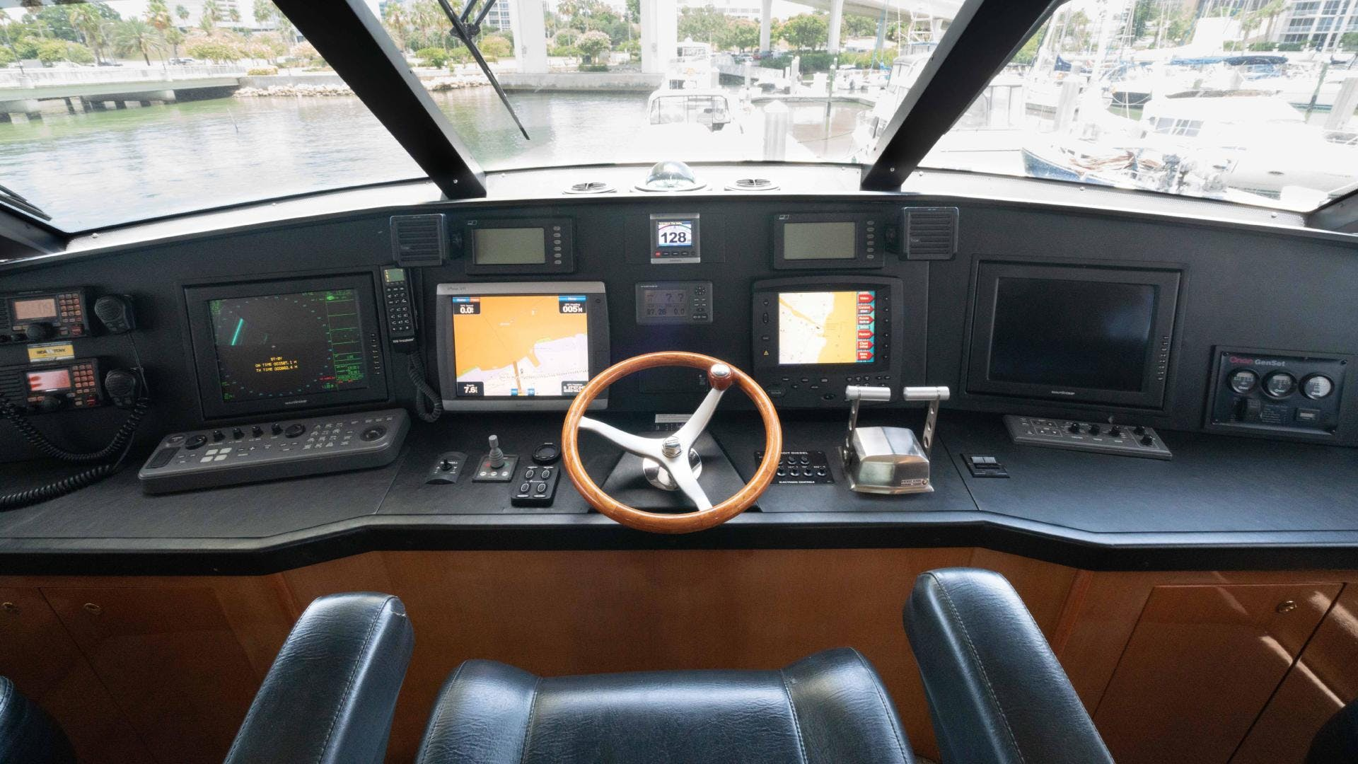 2003 Viking 61'  NO COMPROMISES | Picture 8 of 112