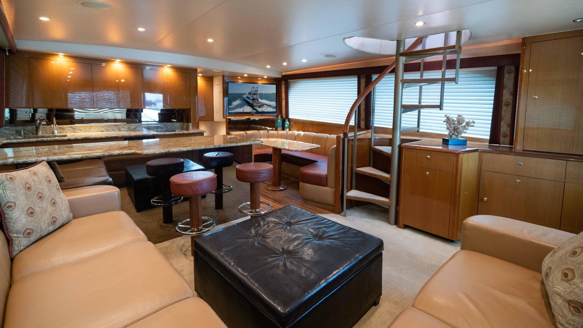 2003 Viking 61'  NO COMPROMISES | Picture 1 of 112