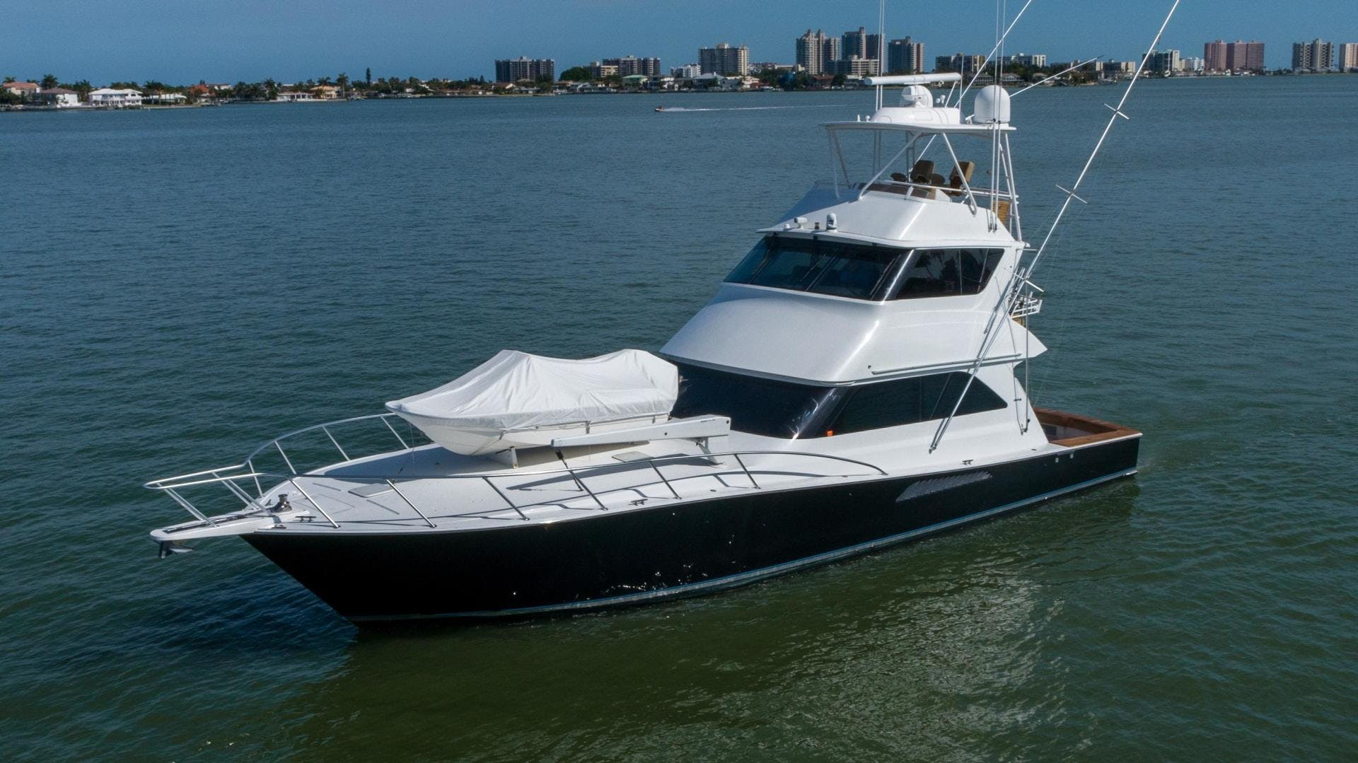 2003 Viking 61'  NO COMPROMISES | Picture 7 of 112