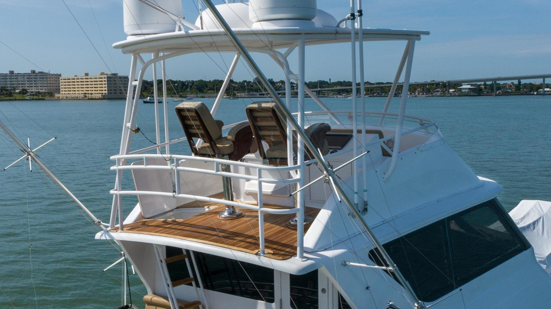2003 Viking 61'  NO COMPROMISES | Picture 4 of 112