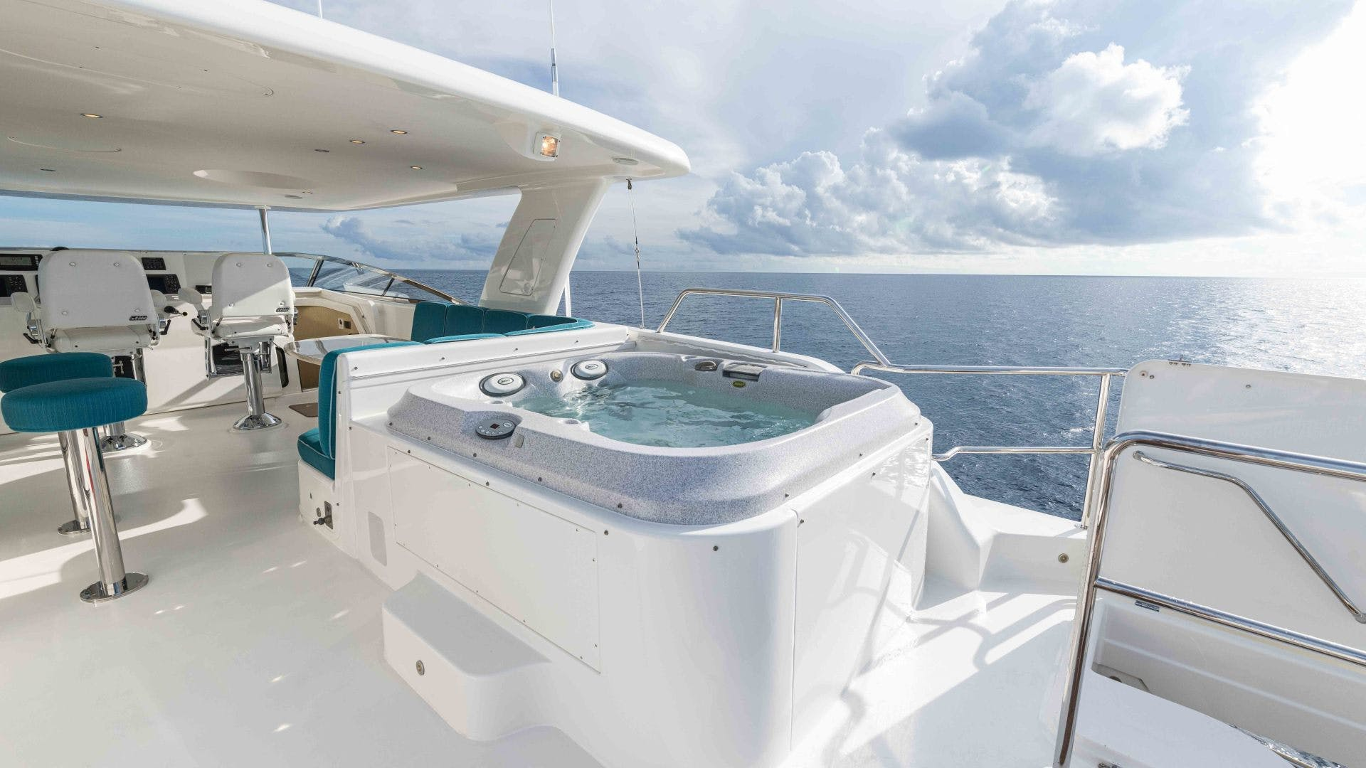 2013 Pacific Mariner 85'  SEAS THE MOMENT   Picture 6 of 124