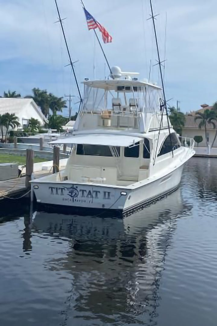 2001 Ocean Yachts 60' 60 Sportfish Tit 4 Tat | Picture 7 of 51